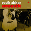 cover artwork: South African Acoustic Volume 1